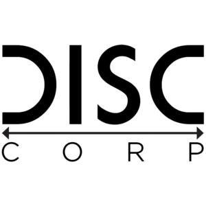DISCCORP official logo
