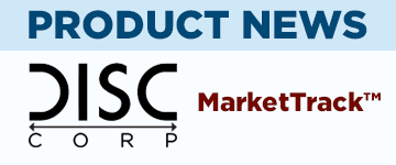 DISCCORP MarketTrack™ News Update